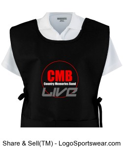 CMB - Housekeeping Smock Design Zoom